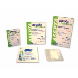 Asepta Filmplus, Διαφανή Αυτοκόλλητα Επιθέματα 5cm x 7,5cm 5τμχ