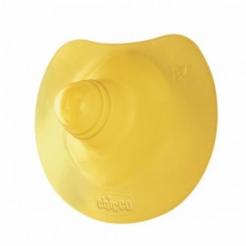 Chicco Δίσκοι Στήθους Καουτσούκ 2τεμ