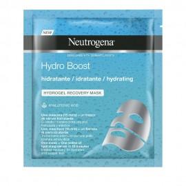 Neutrogena Hydro Boost Mask Μάσκα Αναδόμησης σε Μορφή Υδρογέλης για Ενυδάτωση 30ml