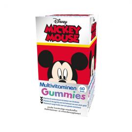 Disney Mickey Mouse Multivitamins 60 μασώμενα ζελεδάκια