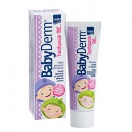 Intermed Babyderm Toothpaste 500ppm Παιδική Οδοντόκρεμα 50ml
