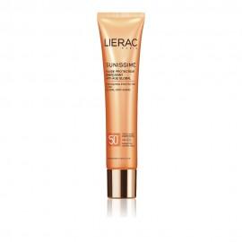Lierac Sunissime Fluide Protecteur Energisant Anti-Age Global SPF50 Αντηλιακή/Αντιγηραντική Προσώπου 40ml