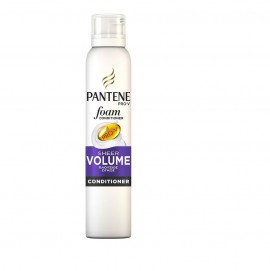 Pantene Pro-V Conditioner Foam In The Shower Sheer Volume , για Πλούσιο Όγκο 180ml
