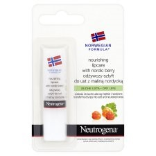 Neutrogena Nourishing Lip Care with Nordic Berry, Ενυδατικό Στικ Χειλιών 4,8g