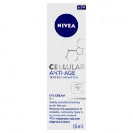 Nivea Cellular Anti-Age Eye Care, Αντιρυτιδική Κρέμα Ματιών 15ml