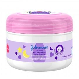 Johnsons Baby Bedtime Κρέμα σε Βαζάκι 200ml