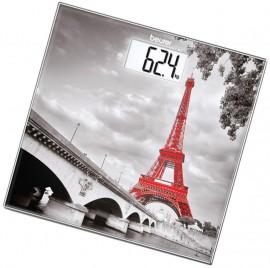Beurer Ζυγος Δαπεδου Ψηφιακος Γυαλινος Beurer -Gs 203 Paris-150Kg/1