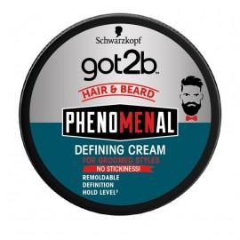 Got2B Hair & Beard Phenomenal Defining Cream 100ml