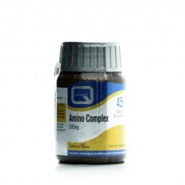 Quest Amino Complex 500mg, Σύμπλεγμα Αμινοξέων 45Tabs