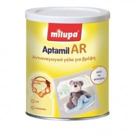 Milupa Aptamil AR Αντιαναγωγικό Βρεφικό Γάλα, από τη Γέννηση 400gr
