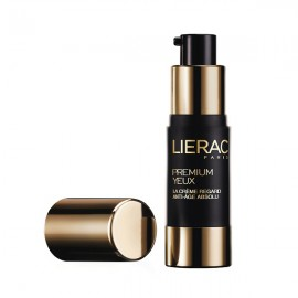 Lierac Premium Eye Cream, Κρέμα Ματιών Απόλυτης Αντιγήρανσης 15ml