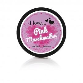 I love Body Butter Ενυδάτωση Σώματος Pink Marshmallow 200ml