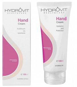 Hydrovit Hand Cream - Κρέμα για την Ενυδάτωση και Προστασία των Χεριών 100ml
