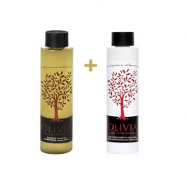Olivia Promo Gift Set Coloured Hair Shampoo 300ml & Conditioner 300ml