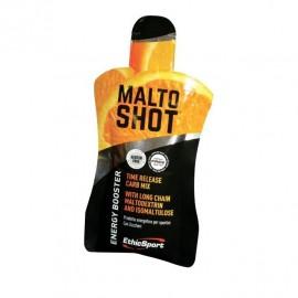 EthicSport Maltoshot Energy Booster Ενισχυμένο Ενεργειακό Τζελ 5 Διαφορετικών Υδατανθράκων Χωρίς Καφεΐνη 30ml