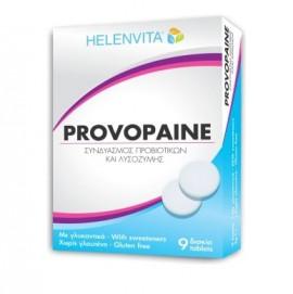 Helenvita Provopaine Συμπλήρωμα Διατροφής με Προβιοτικά 9 Δισκία