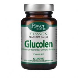 Power Health Classics Platinum Glucolen Συμπλήρωμα Διατροφής για το Διαβήτη 60Κάψουλες
