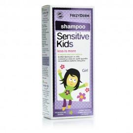 Frezyderm Sensitive Kids Shampoo for Girls, 200ml