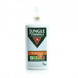 Omega Pharma Jungle Formula Strong Soft Care Εντομοαπωθητικό Σπρέι Χωρίς Άρωμα και Οινόπνευμα 75ml