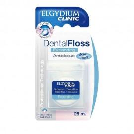 Elgydium Dental Floss Expanding Antiplaque Οδοντικό Νήμα 25m