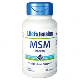 Life Extension MSM, 100 Κάψουλες
