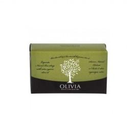 Olivia Natural Bar Soap, Φυτικό Σαπούνι με Ελαιόλαδο και Έλαια Λεβάντας, 125g
