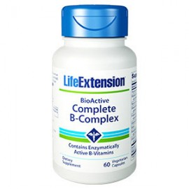 Life Extension Bio Active Complete B-Complex, 60 Κάψουλες