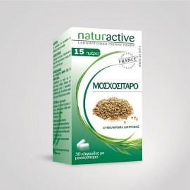 Naturactive Μοσχοσίταρο, 30 κάψουλες