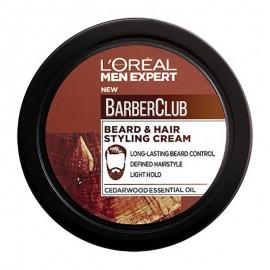 LOreal Men Expert BarberClub Natural Look Grooming Cream 75ml