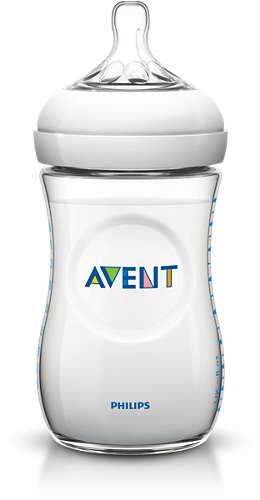 Avent Natural Μπιμπερό 260ml - χωρίς BPA