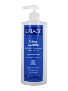 Uriage Lavante Cleansing Cream, Κρέμα Καθαρισμού για Βρέφη & Παιδιά 500ml