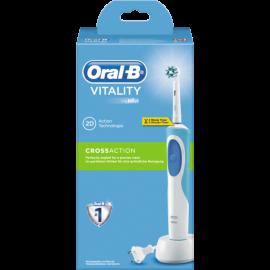 Oral-B Vitality Crossaction Ηλεκτρική Οδοντόβουρτσα