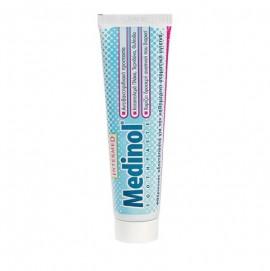 Intermed Medinol Toothpaste Φθοριούχος Οδοντόπαστα Κατάλληλη για Καθημερινή Χρήση 100ml