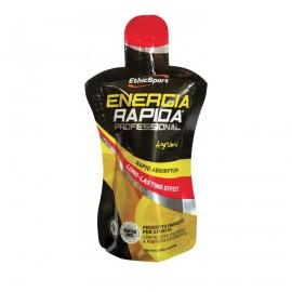 EthicSport Energia Rapida Professional (κίτρο), Ενεργειακό Tζελ Yδατανθράκων με Kαφεΐνη & Kάλιο 50ml