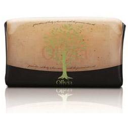 Olivia Glycer. Exfoliating Soap, Φυτικό Σαπούνι Σώματος για Απολέπιση & Ανανέωση της Επιδερμίδας, 125gr
