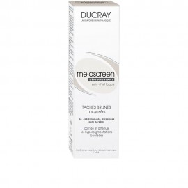 Ducray Melascreen Dépigmentant, Τοπική Κρέμα για την Διόρθωση των Κηλίδων-Πανάδων 30ml
