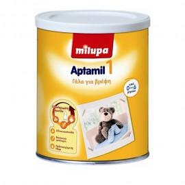 Milupa Aptamil 1 Γάλα για Βρέφη από 0 έως 6 μηνών, 800gr