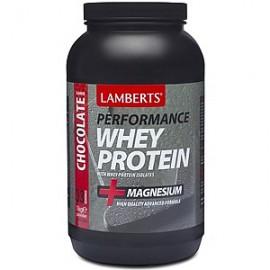 Lamberts Performance Whey Protein 1000gr Chocolate,Πρωτεΐνη σε Σκόνη από Ορό Γάλακτος