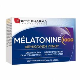 Forte Pharma Melatonine 1000, Συμπλήρωμα Μελατονίνης 30tabs