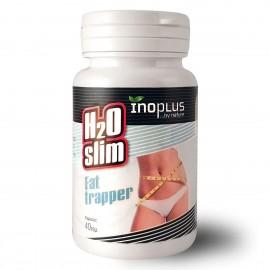 Inoplus H2O Slim Fat Trapper Συμπλήρωμα Διατροφής για Αδυνάτισμα 40 Κάψουλες