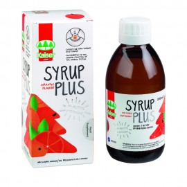 Kaiser Syrup Plus Αποχρεμπτικό Σιρόπι 200ml