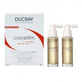 Ducray Creastim Lotion, Λοσιόν Κατά της Τριχόπτωσης, 2 (spray) x 30 ml