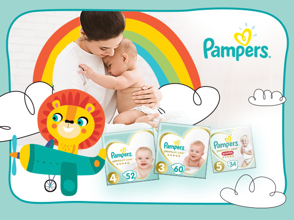 Pampers έως -50%