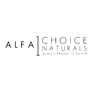 Alfa Choice Naturals
