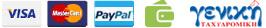 We Care τρόποι πληρωμής - Visa - MasterCard - PayPal - Αντικαταβολή, Αποστολή με Γενική Ταχυδρομική